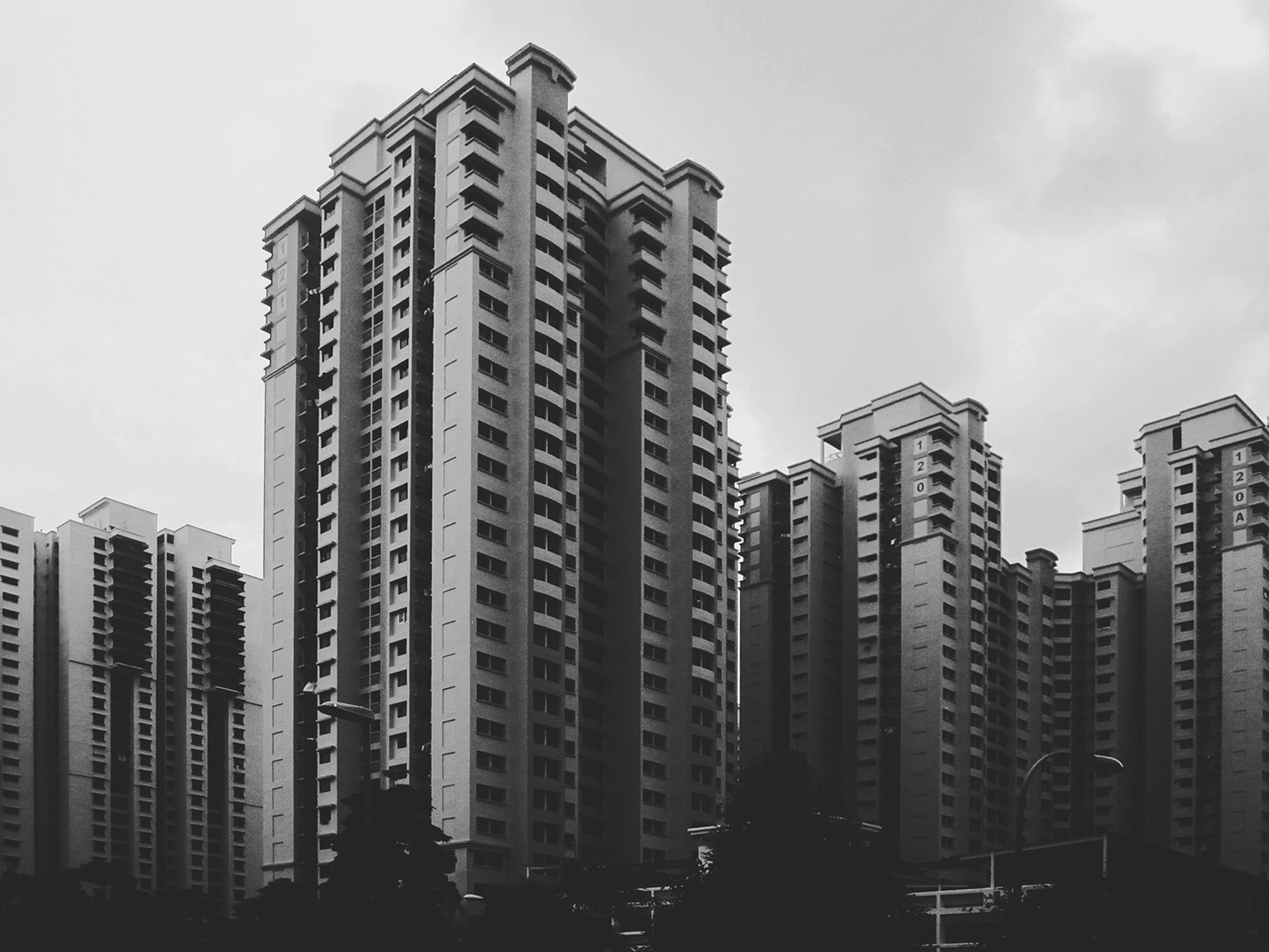 Singapore Bukit Merah Residential